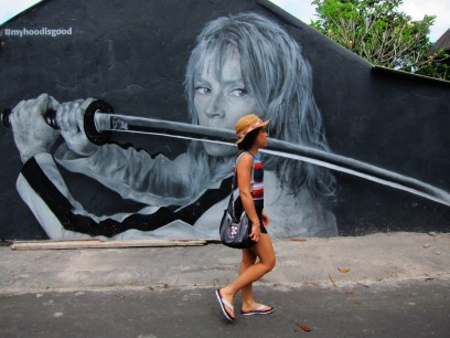 You shall not pass / Arte callejero.