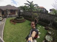 Muka House, our home in Ubud. / Nuestro hogar en Ubud.