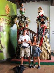 Puppet museum. // Museo de marionetas.