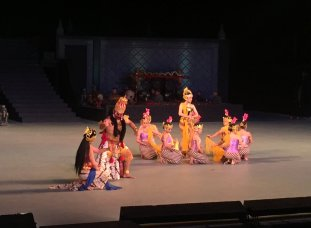 Ramayana Ballet.