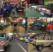 Amazing collection of classic cars. // Impresionante colección de autos clásicos.