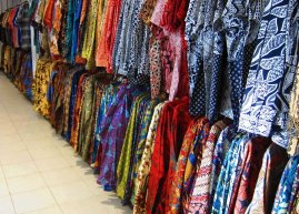Batik-mania.