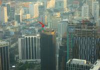 The Helipad, from the Petronas. // De ahí tomé las fotos anteriores. Así se ve desde las Petronas.