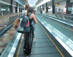 And off to Malaysia. // Y nos vamos para Malasia.
