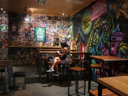 Brisbane's bar scene. // Barcito brisbeneano.