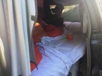 Van in the morning... // Nuestra van en el día ...