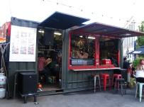 Including container-DJ-booths. // Incluyendo cabinas de DJ en contenedor.