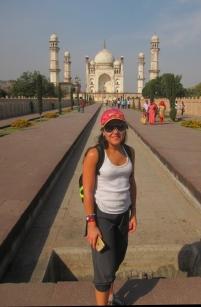 The Taj Mahal?!?! Nope, it's not it. // El Taj Mahal? Pues no, no lo es.
