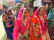 Weddding parade. // Desfile de bodas.