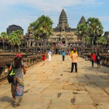 And then... Angkor Wat. // Con ustedes Angkor Wat.