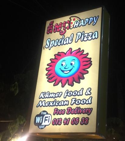 And then the happy pizza places. // Y luego las pizzerías felices.