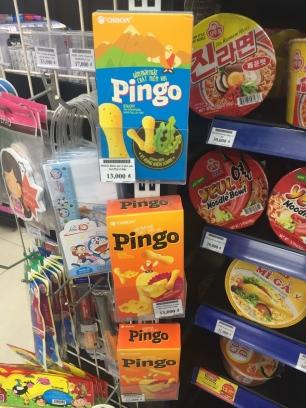 Alguien quiere un rico Pingo? Estos vientamitas conocen de marcas.