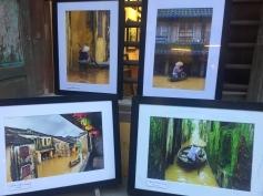 Pictures of Hoi An during flodding times. // Fotos de Hoi An en épocas de inundaciones.