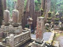 Cemeteries are also very interesting to visit. // Muy interesante visitar algunos de los cementarios.
