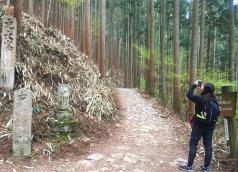 Also great spots for hikes. // También hay buenas rutas para hacer caminatas.
